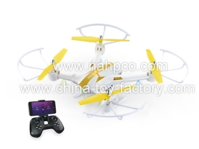 KD161216 - 2.4G RC Quadcopter With 6-Axis & Wifi 2MP Camera